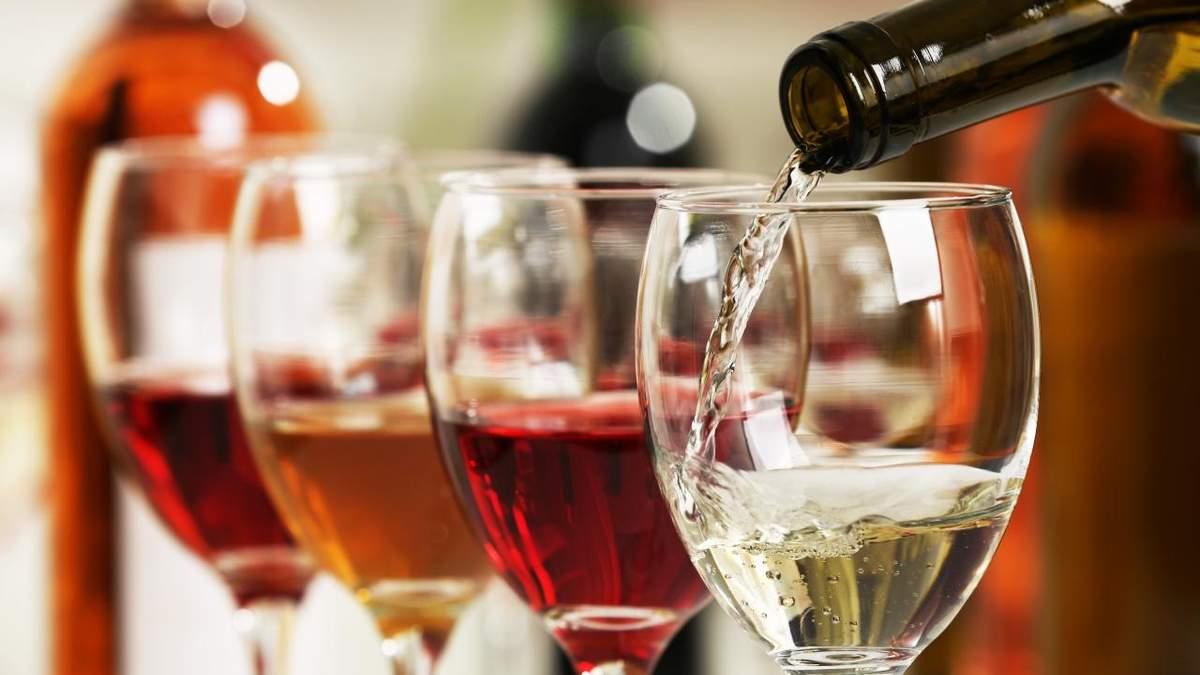 Користь вина для організму