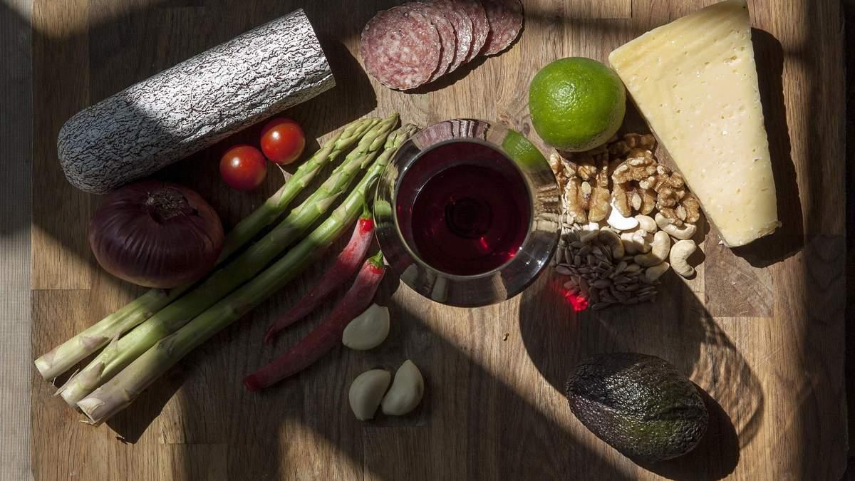 Правила поєднання вина і їжі