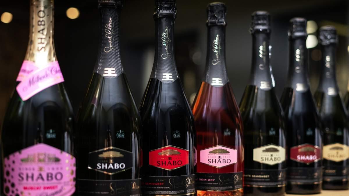 Ігристе вино SHABO за методом Шарма-Мартінотті: технологія