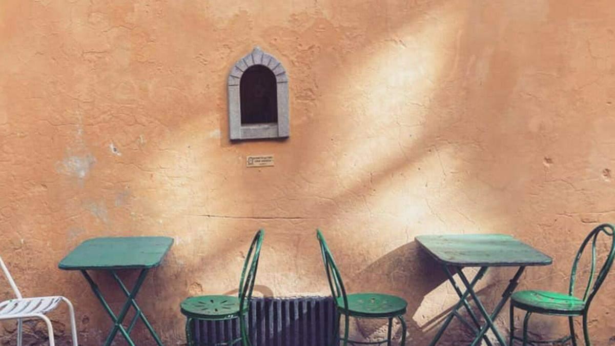 Винные окна использовались во время чумы - фото