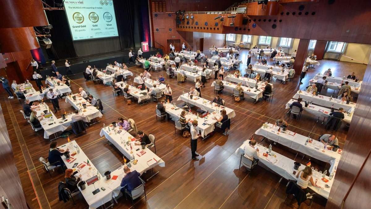 Вина SHABO завоювали 8 нагород на міжнародному Mundus Vini