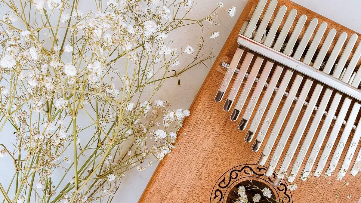Калімба – цікавий музичний інструмент