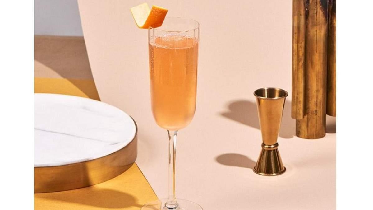 Віскі з бульбашками: готуємо фірмовий американський коктейль з ігристим вином - покроковий рецепт