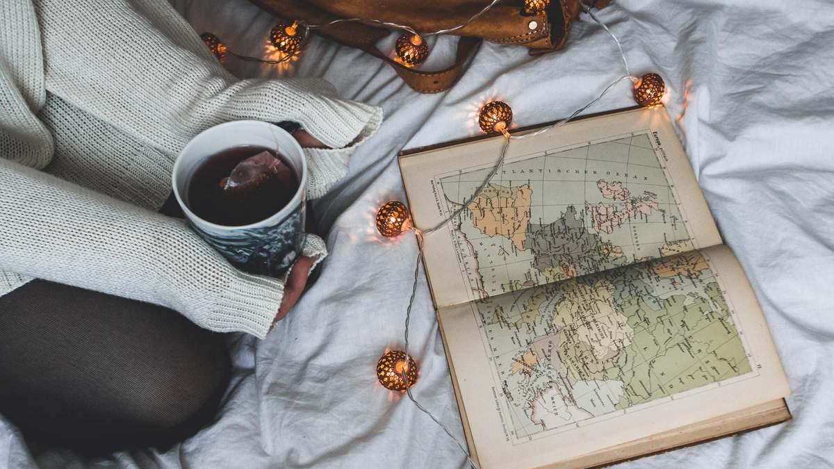 Путешествуйте, не выходя из дома: 7 книг, перенесут вас в другую страну
