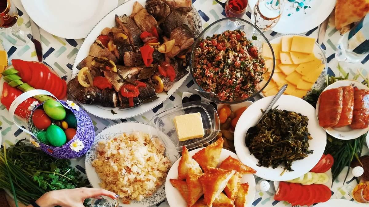Як налагодити харчування після свят: корисні рекомендації від дієтологині Тетяни Лакусти