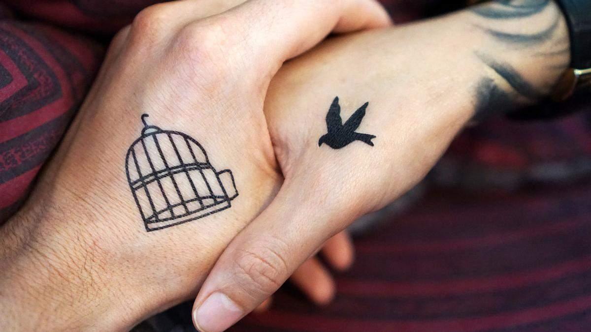 20 несподіваних татуювань, які можуть рухатися: фото
