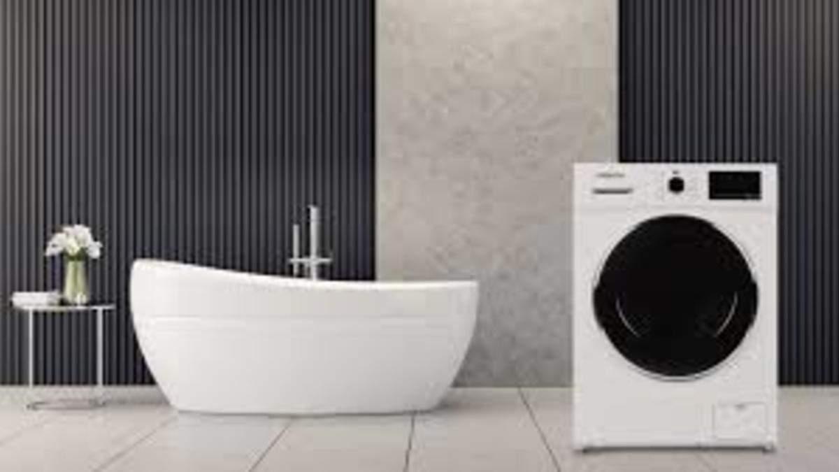 Як сховати пральну машину: корисні та креативні ідеї