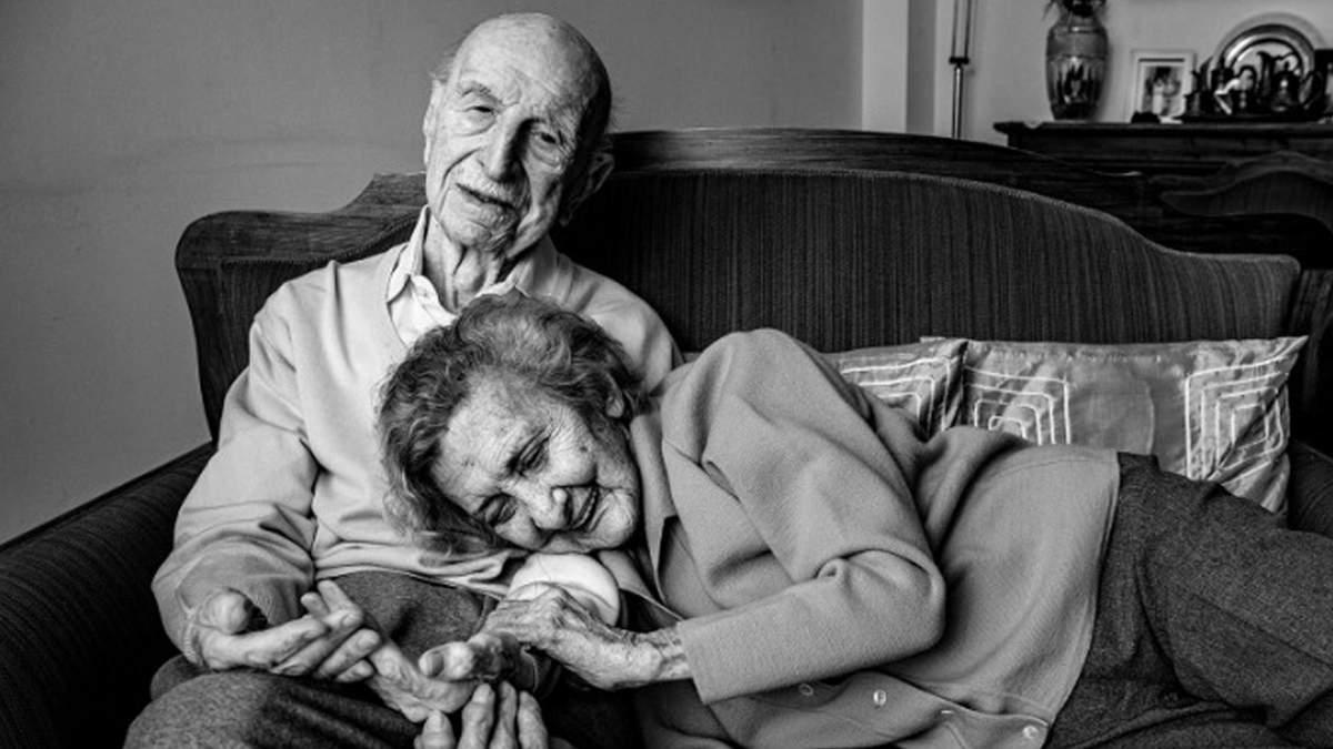 Итальянский журнал посвятил обложку паре, которая уже 80 лет вместе