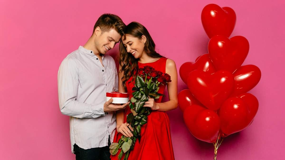 Жінки хочуть зізнань у коханні, чоловіки - електроніку: опитування до Дня Валентина