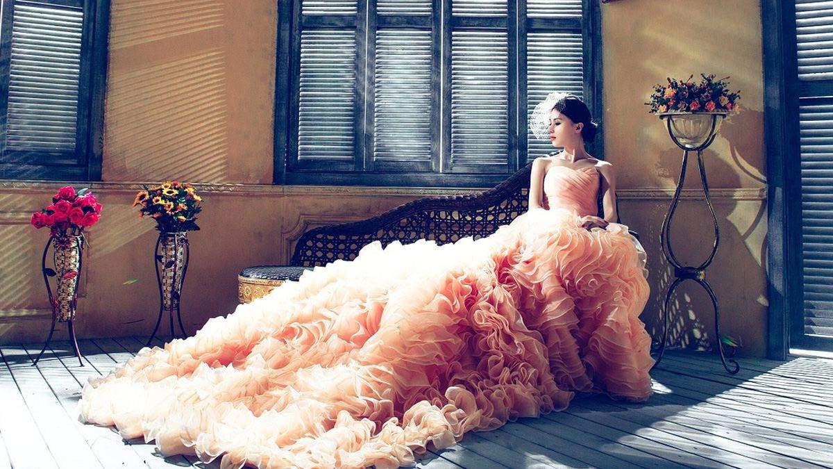60-метровое свадебное платье: затея невесты, которая шокировала мир