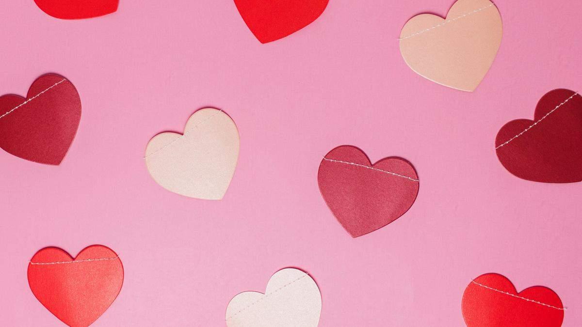 Оригінальні валентинки на День закоханих: цікаві ідеї