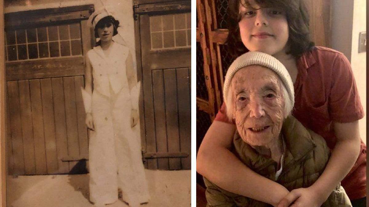Бабуся все життя хотіла стати співачкою – її мрія здійснилася у 110 років: зворушливе відео