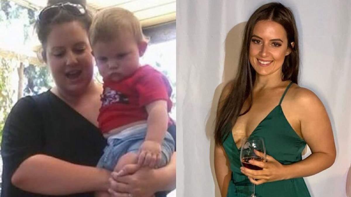 Мама двох дітей схудла на 44 кілограми: що їй допомогло