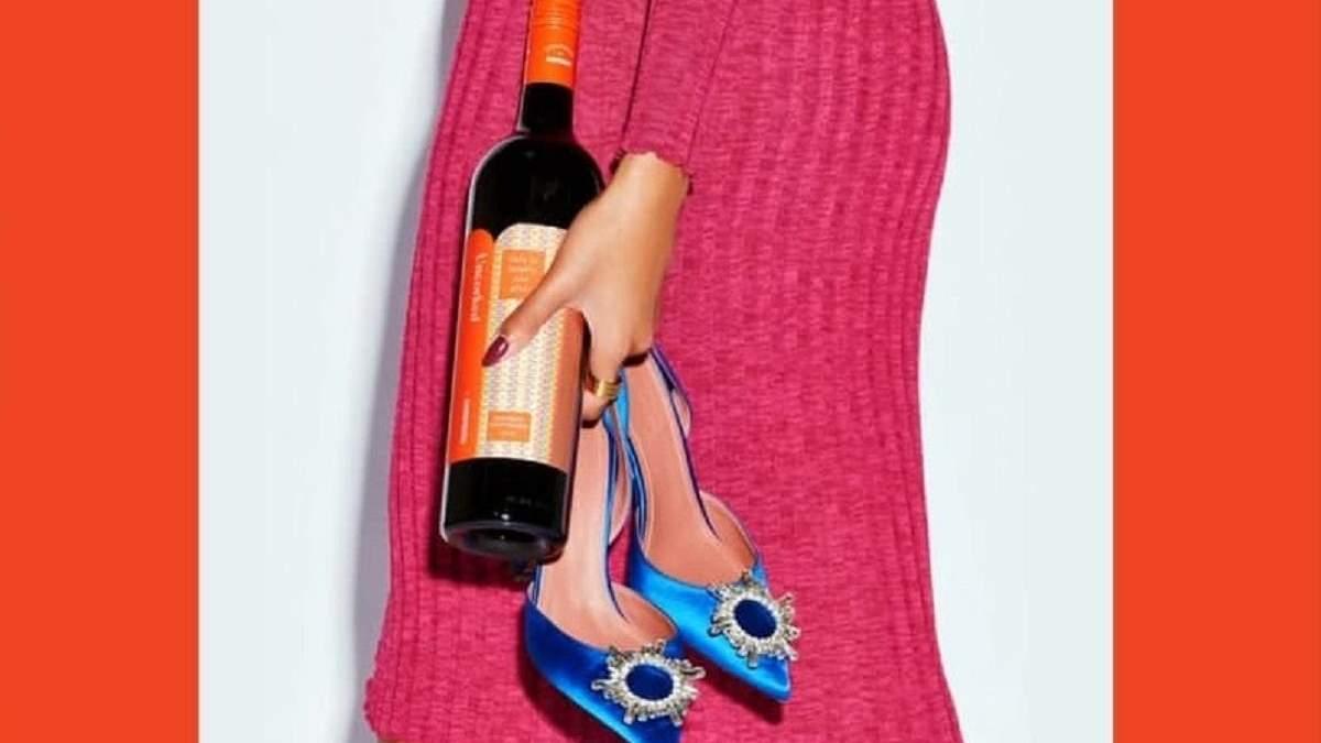 Журнал Cosmopolitan створив власне вино