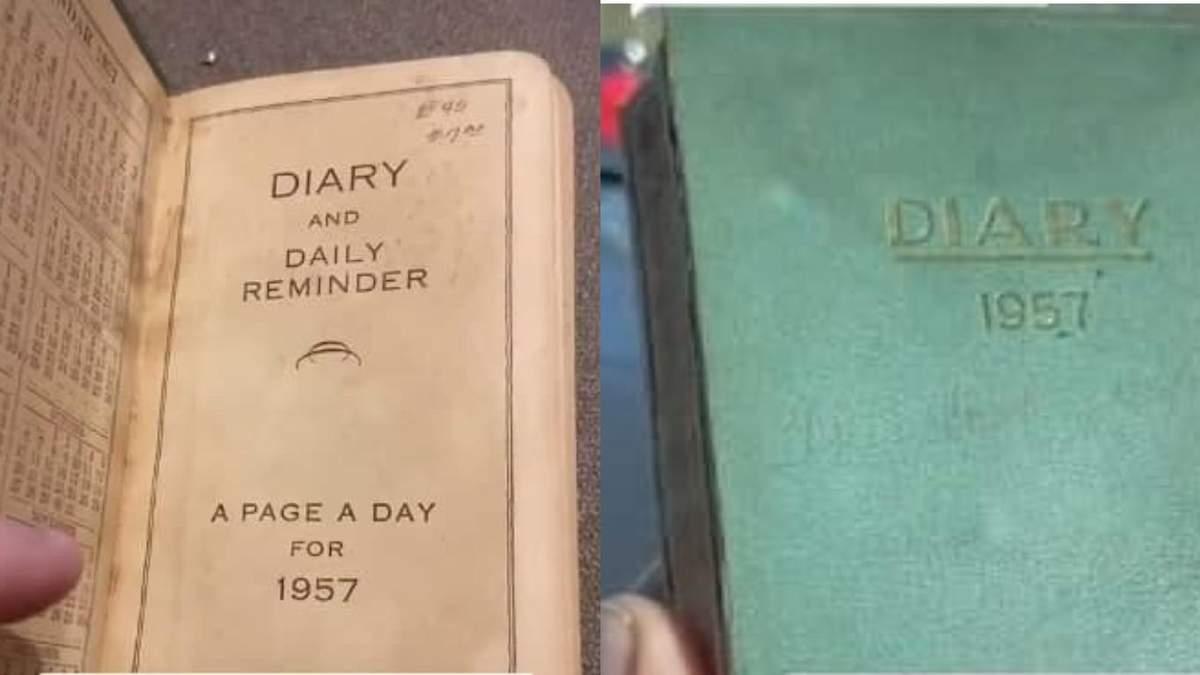 Ничего не делала, только ела, – дневник женщины с 50-х напоминает современный твитер