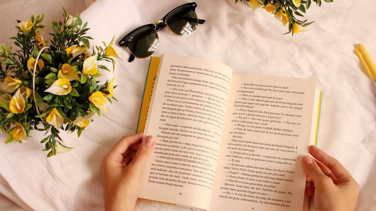 5 причин, чому книги допомогають впоратись зі стресом