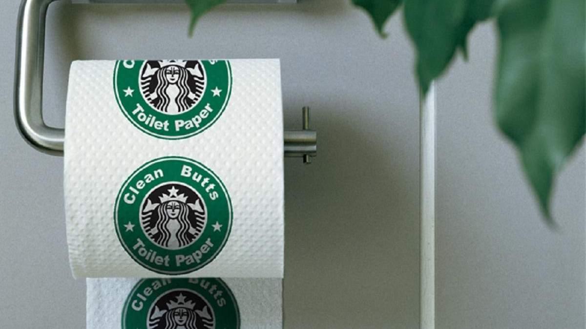 Дизайнери розмістили рекламу у найбільш несподіваних місцях