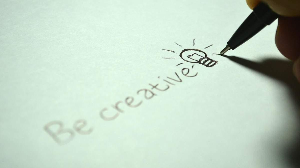 6 ефективних способів розвинути свою креативність