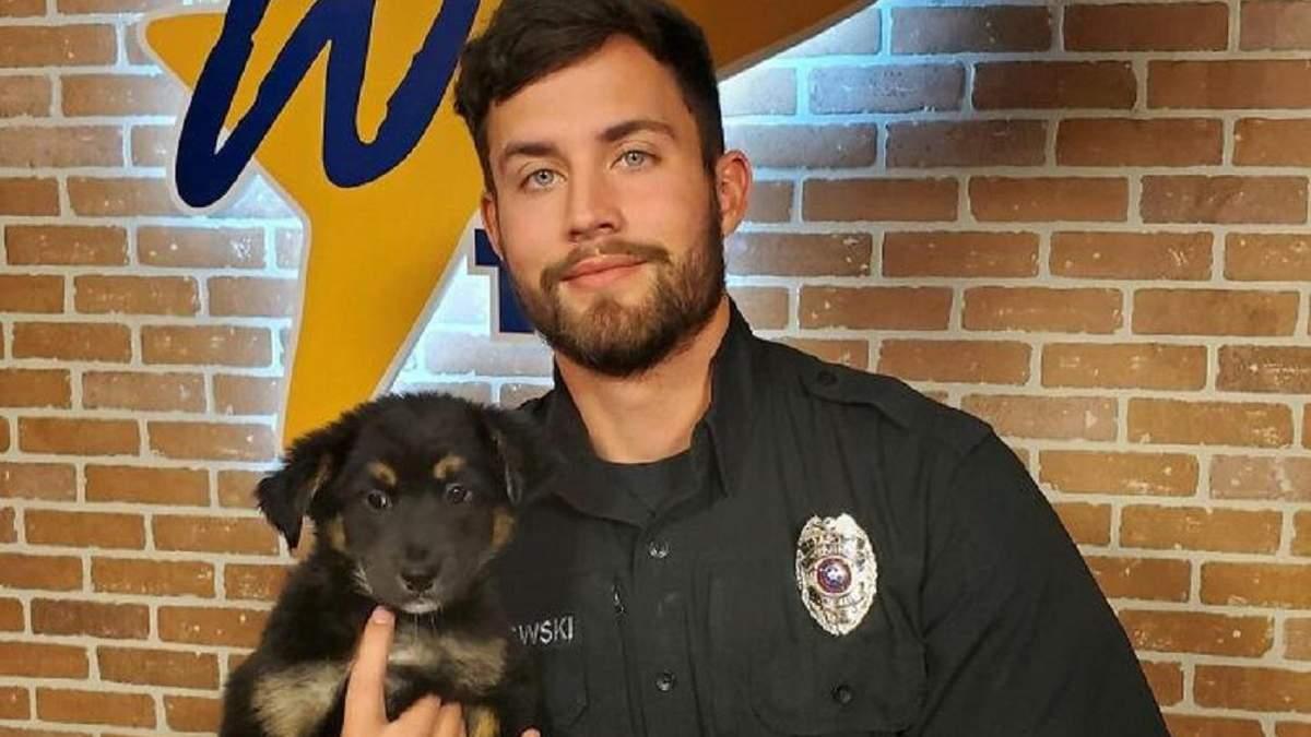 Найпривабливіший американський волонтер працює у притулку для тварин