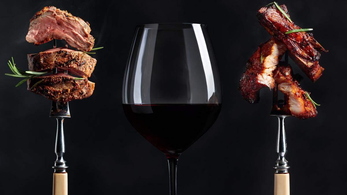 Відкриваємо сезон барбекю: SHABO Reserve Saperavi і шашлик