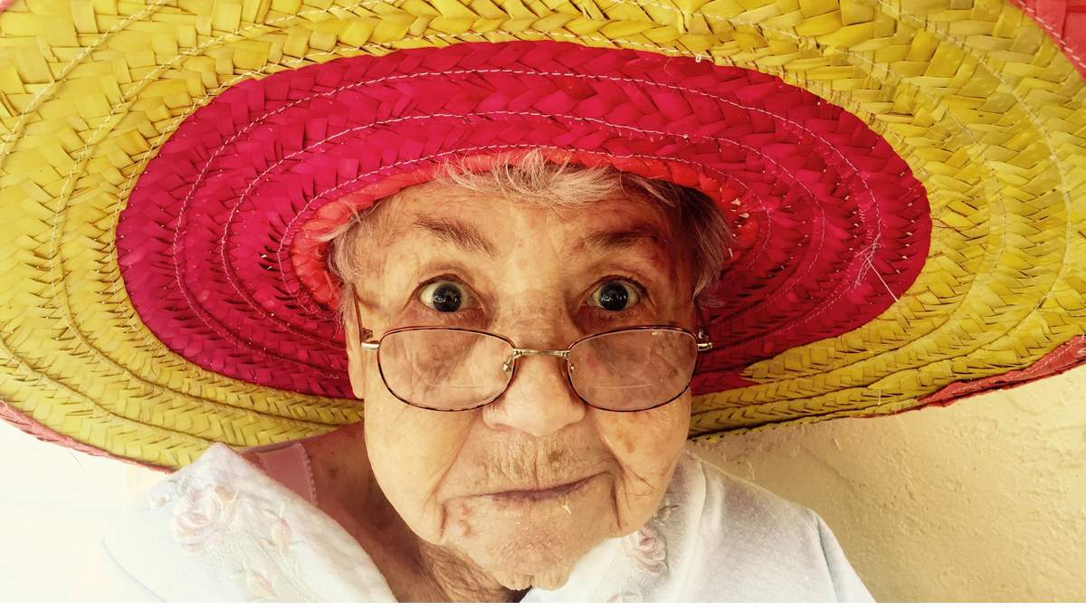 Как развлекаются американские бабушки и дедушки: крутые фото