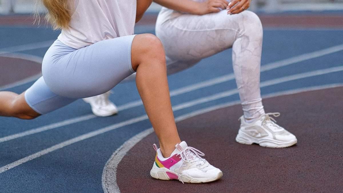 4 ефективні вправи для ніг і сідниць