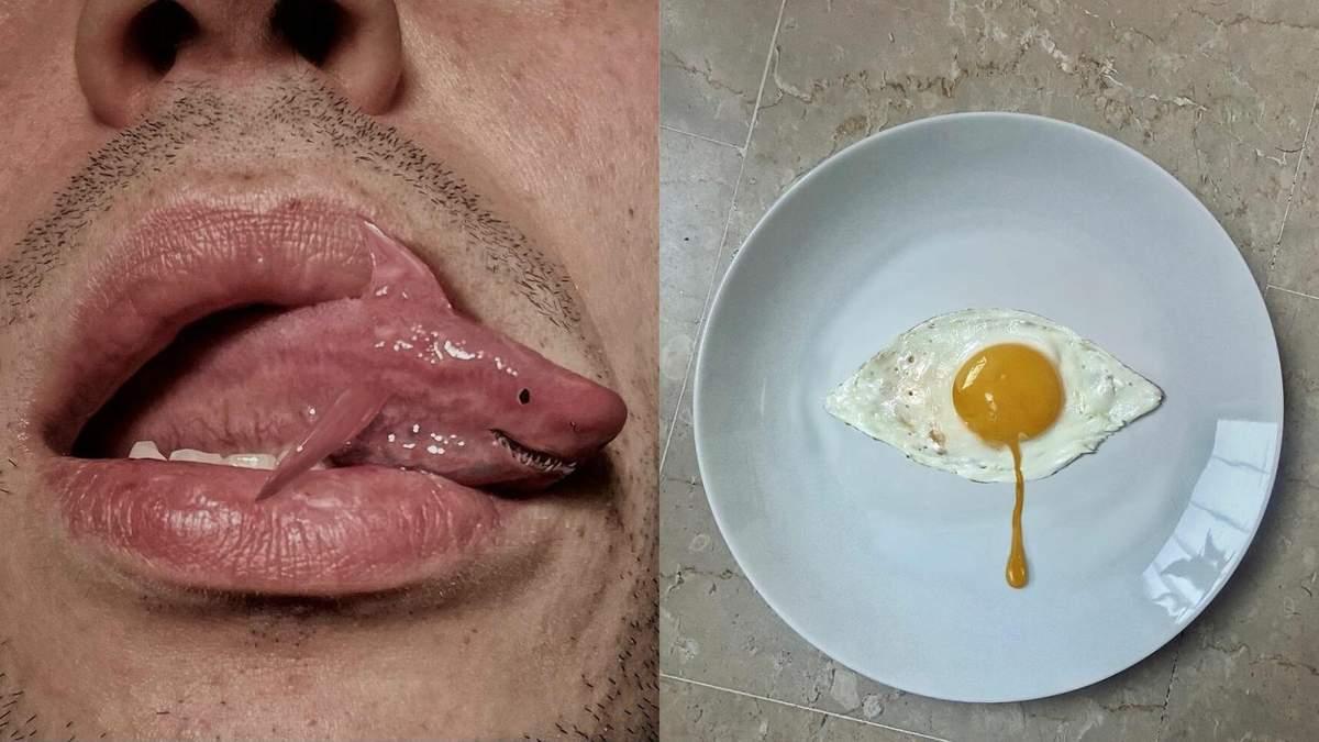 Сюрреалістичні фото італійця, які зламають ваш мозок: цікава добірка - Life