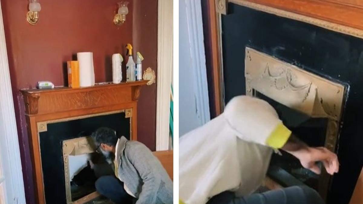 Пара нашла странный тоннель в своем доме: что было внутри