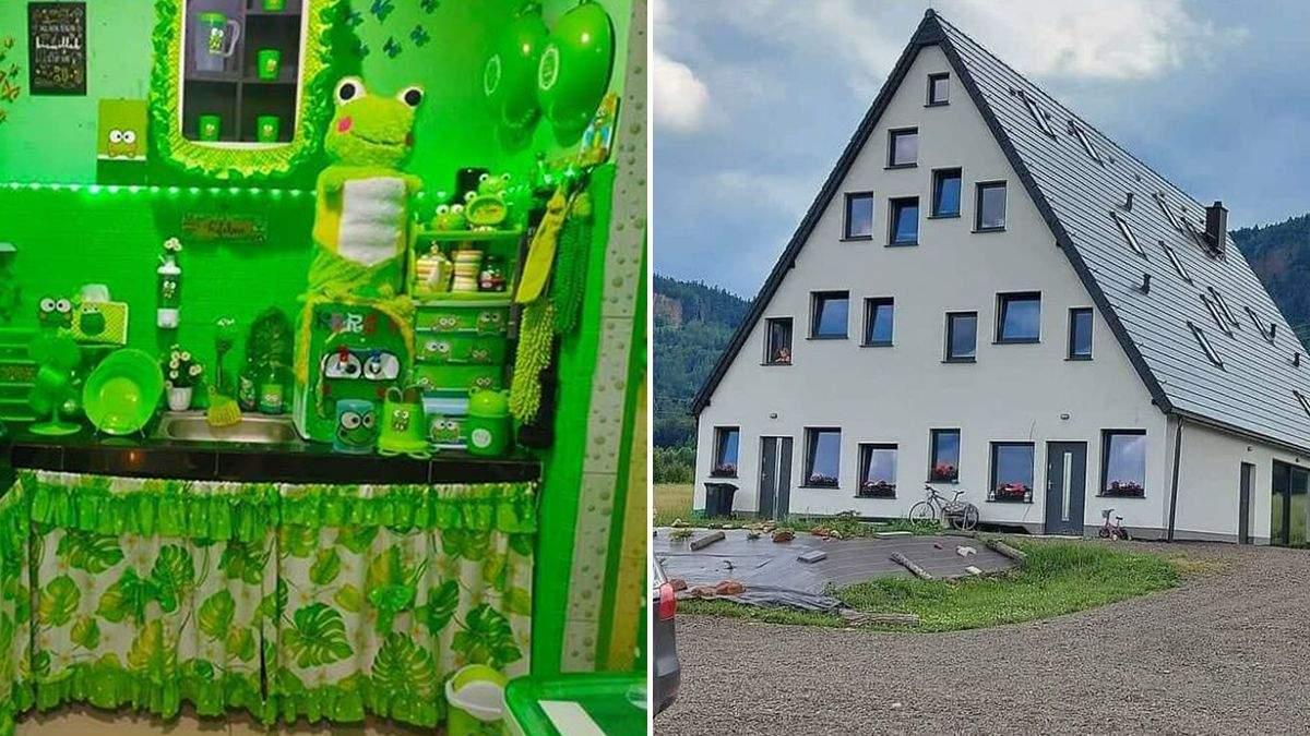 Кто до этого додумался: 10 домов с очень странным дизайном – фото