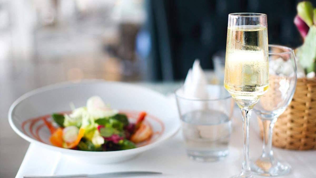 Ужин с вином: игристое SHABO Speсial Edition Brut и севиче - Life