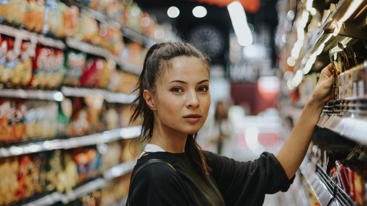 Як обирати лише корисні продукти в магазині