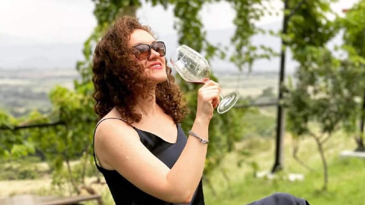 Супергерои украинского вина: Евгения Николайчук - Life