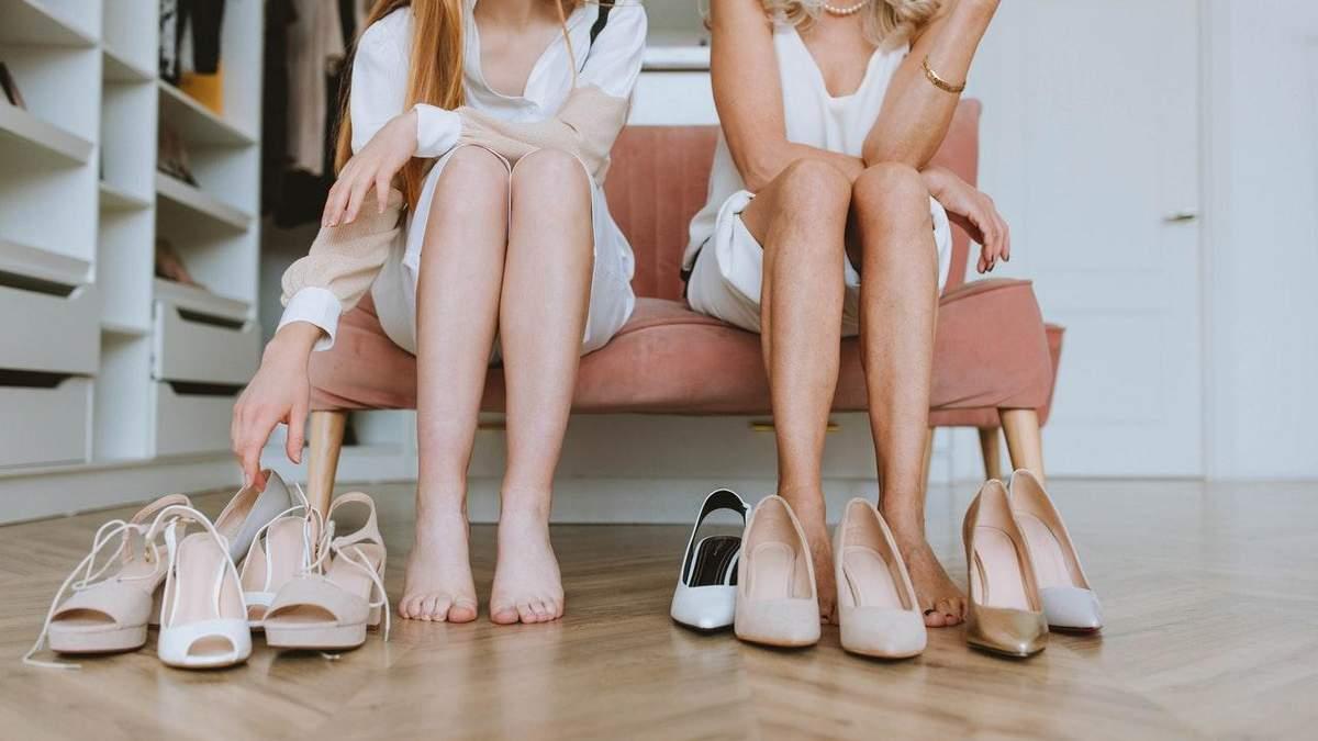 Как подобрать идеальную пару обуви
