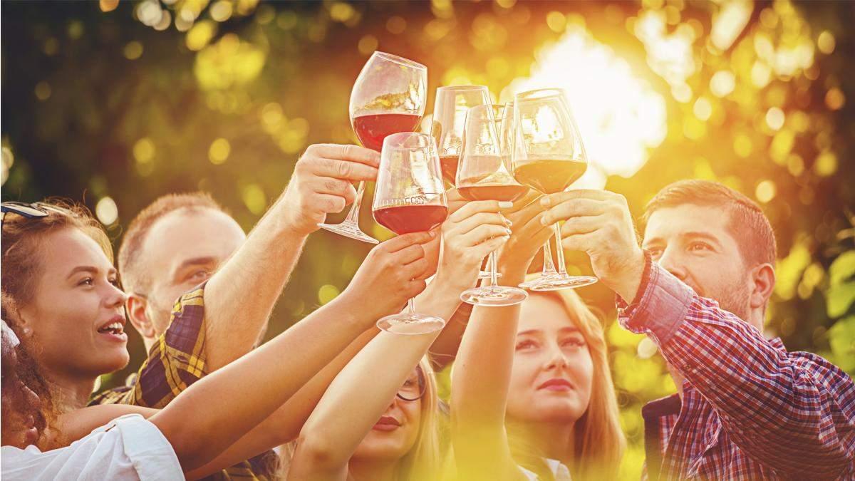 Фестивали вина: почему это важно? - Life