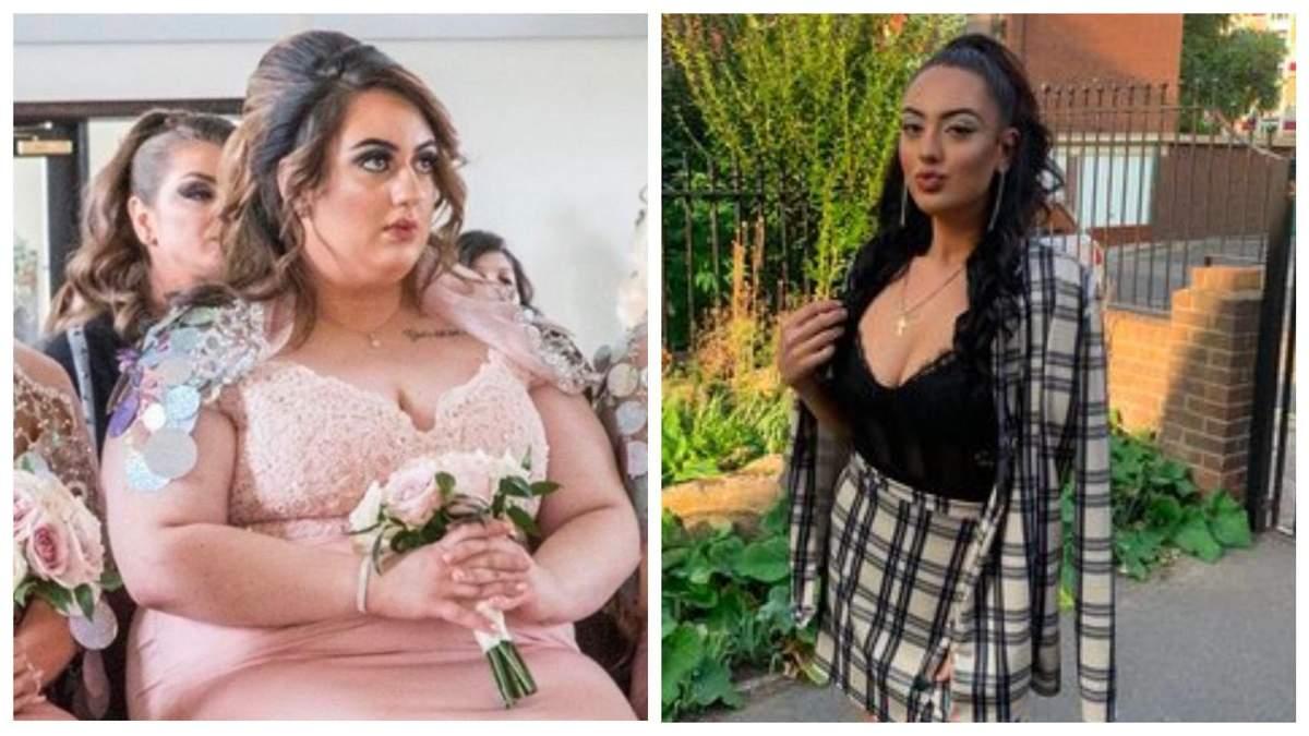 Подружка нареченої скинула 74 кілограми, коли побачила весільні фото: крута трансформація - Life