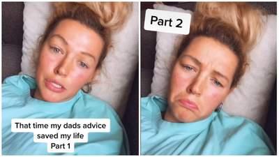 Батькова порада врятувала дівчині життя: що він їй сказав