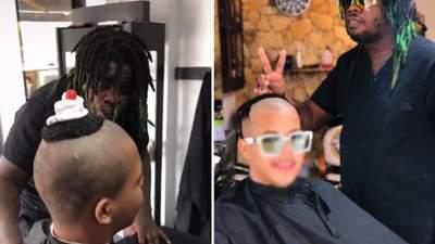 Перукар спеціально робить некрасиві зачіски: люди все одно до нього записуються