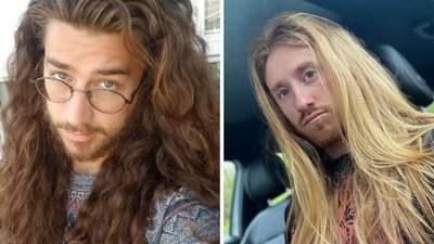 10 чоловіків, які здивували усіх своїм довгим волоссям: круті фото