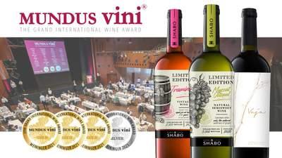 Новый триумф украинских вин: SHABO завоевали 4 медали на международном конкурсе в Германии