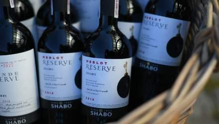 Візитна картка: SHABO Merlot Reserve
