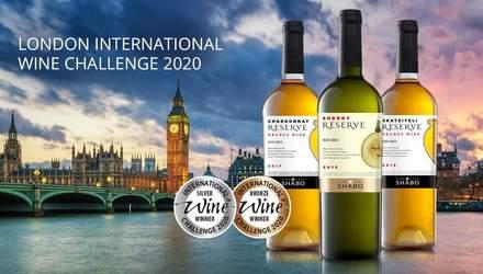 Побачити Лондон і підкорити: SHABO завоювали 24 нагороди на International Wine Challenge