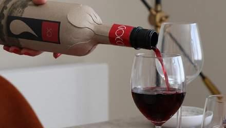 У Шотландії випустили перше вино в картонних пляшках - фото