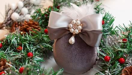 Як прикрасити ялинку: 10 ідей вишуканого декору новорічних куль