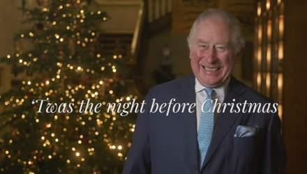 Том Харді, принц Чарльз та Каміла записали зворушливе різдвяне привітання - відео