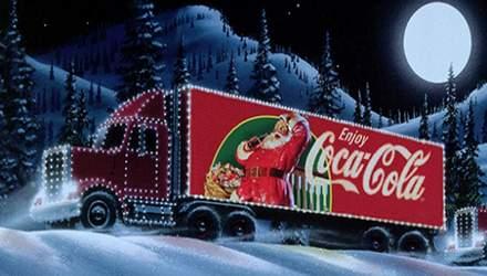 Різдво у стилі Coca-Cola: найкращі рекламні відео за 100 років