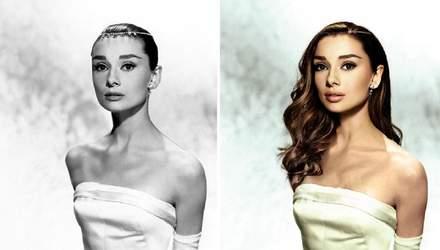 Як виглядали би зірки старого Голлівуду сьогодні: від Одрі Хепберн до Бріджит Бардо – 20 фото