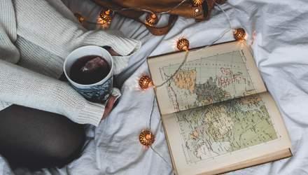 Подорожуйте, не виходячи з дому: 7 книг, що перенесуть вас до іншої країни