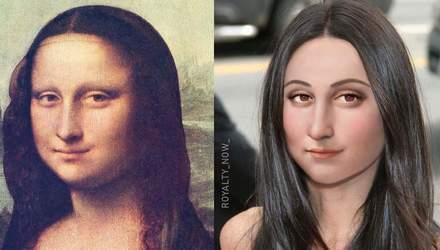 Роксолана, Мона Ліза, Клеопатра: як вони виглядали би сьогодні – дивовижні фото
