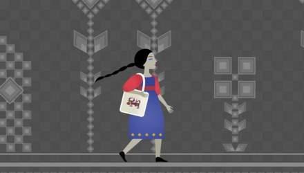Українські аніматори створили арт-гру про мисткинь-шістдесятниць: спробуйте пограти