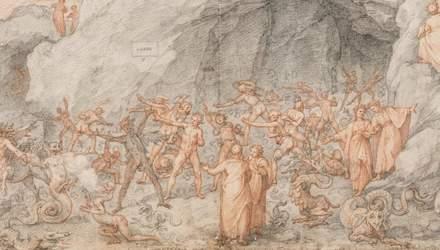 """Виставка ілюстрацій до """"Божественної комедії"""", яку можна переглянути онлайн: вражаючі картини"""